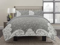 Republic Vintage Lace Comforter Set, Twin