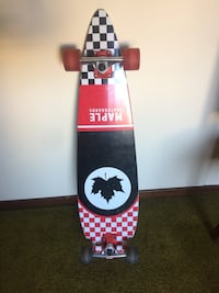 Skateboard cruiser very smooth no issues just don't use it New Westminster, V3M 2L7