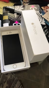 gold iPhone 6 in box Langley
