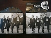 THE BEATLES PACKABLE SHOPPERS BAGS