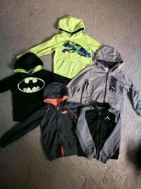 5 winter clothes for kids 5/6/7years old London, N6E 1C2