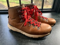 Danner Waterproof Leather Hiking Boots--Mens 12