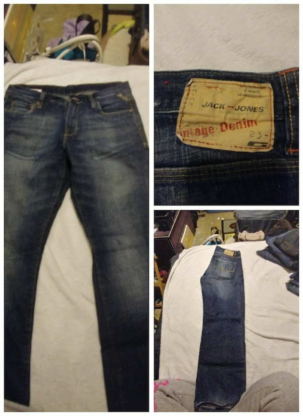 MEN AND WOMEN'S DESIGNER JEANS!