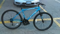 "Men's 26"" Blue 18 Speed Huffy Mountain Bike Toronto, M9C 5E9"