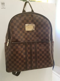 brown and black Louis Vuitton backpack Sacramento, 95823