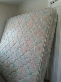 white and pink floral mattress Independence, 64058