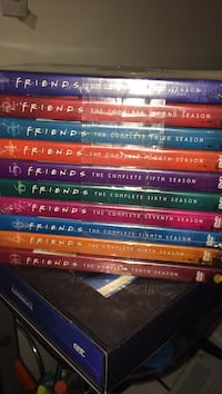 Friends the Complete Series Oxnard, 93036
