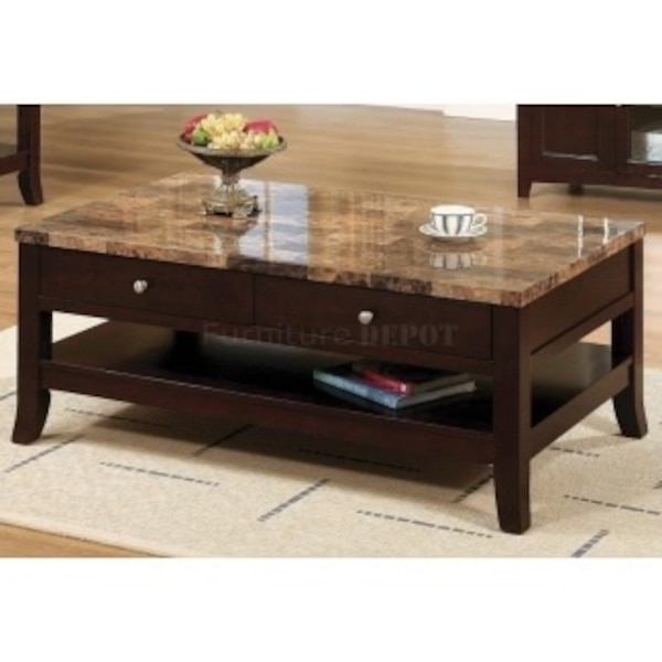 Used Granite Top Coffee Table For Sale Letgo