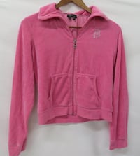 pink zip-up hoodie Little Canada, 55117