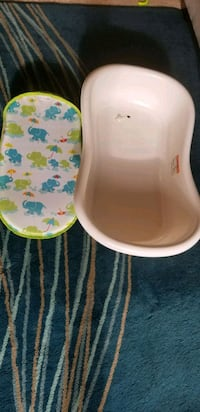 Baby bath tub with sling  Herndon, 20171