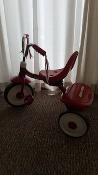 Radio flyer , paid 60 its too small for my son  New Westminster, V3L 2C4