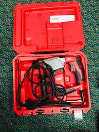 Milwaukee Hammer Drill In Case !! Negotiable!!  Baltimore, 21217