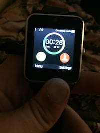 Grey smart watch Wichita, 67211