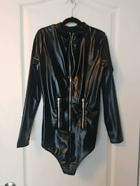 Black leather body suit Brampton, L6R 0H6