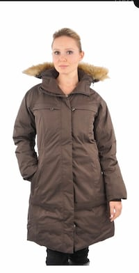 BNWT Brown North Face Jacket