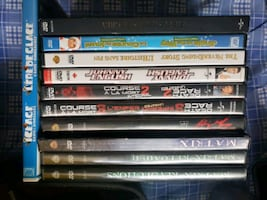DVD's for sale