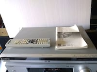 Sony DVD Recorder RDR GX330 Remote Manual Tested Whitchurch-Stouffville, L4A 0J5