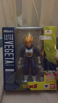 Dragon ball z action figure 535 km
