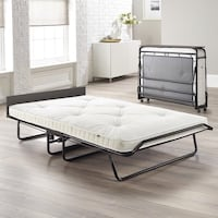 New In Box! JAY-BE Visitor Oversize Folding Bed with Innerspring Mattress Mason, 45040