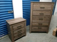 Dresser and nightstand McDonough, 30253