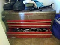 tool cabinet with out tools Englewood, 80113