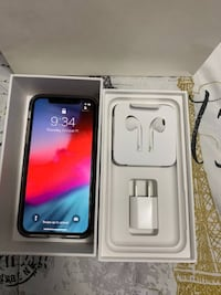 $450.  IPhone x gray 64g  Montreal