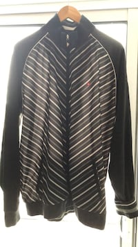 black and white striped cardigan Oakville, L6M