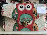 Various hand made bags. Various prices from $5-$10. All Brand New! Stevensville, 49127