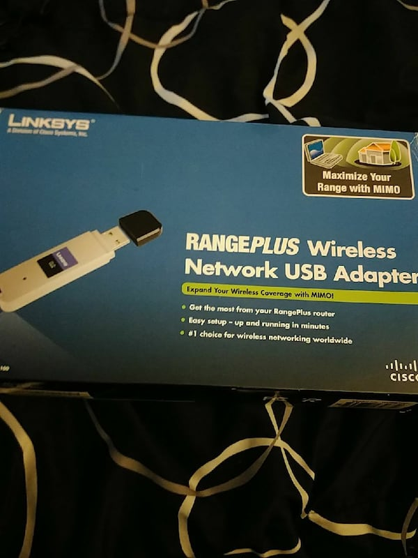 RangePLUS Wireless Network adapter  d4fc1e01-104f-47cd-bd5d-2e57bea4bb72