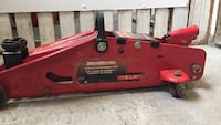 red and black Craftsman tool chest Montréal, H2A 2V8