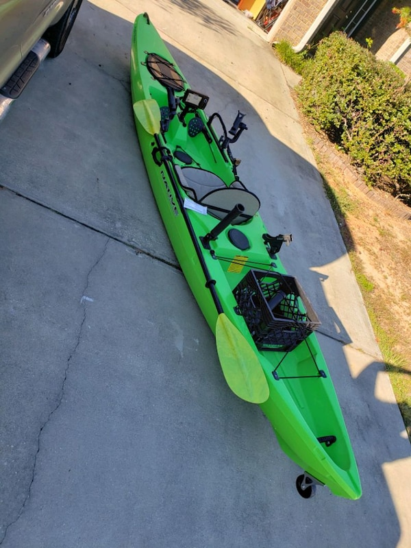 Native Watercraft Manta Ray 14ft fishing Kayak