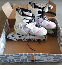 Roller blades perfect for Christmas gift Langley, V4W 1T1