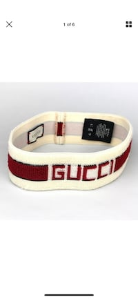 Authentic Gucci head band as new barely used (negotiable) Washington, 20019
