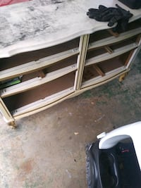 Free project dresser no drawers