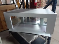 TV Stand W/Glass Shelf - Used Great Condition Toronto