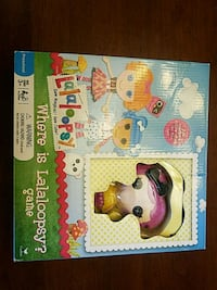 Where is Lalaoopsy? Game. Lansdale