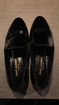 Saint Laurent Patent Leather Women's Loafer - Size 7  Toronto, M5J 0B5