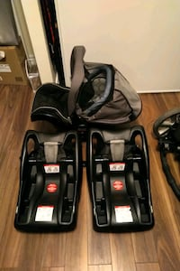 Britax Infant Car seat and carriers