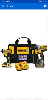 Dewalt combo drills new