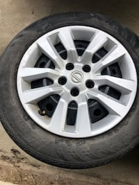 Wheels, tires, and hubcaps Nissan Altima 2015 Baytown, 77523
