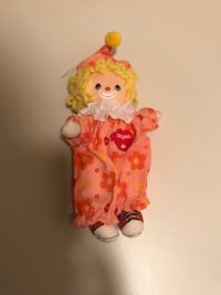 Vintage tagalong clown doll 1978 Voorhees, 08043
