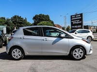 2018 TOYOTA YARIS LE 2,839 KMS  and 100% approved  Barrie
