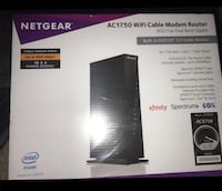 NETGEAR AC1750 BRAND NEW! District Heights, 20747