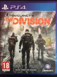 TOM CLANCY'S THE DİVİSİON