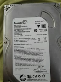 Seagate Barracuda sabit disk 500 gb Serintepe Mahallesi, 35080