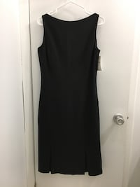 Black Zara dress size 10 Toronto, M6S 2R5