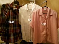 two white and brown button-up shirts Belton, 76513