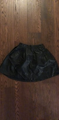 hm pleather a line skater skirt small 3749 km