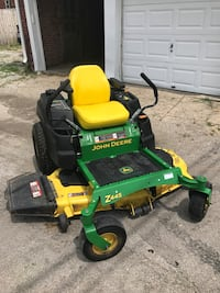 "48"" John Deere zero turn Columbus, 43206"