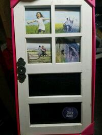 Picture frame with chalk board Appleton, 54915